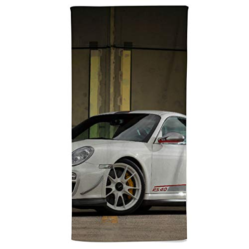 fotobar!style Handtuch 50 x 100 cm EIN Motiv aus dem Kalender Porsche GT3RS 4,0