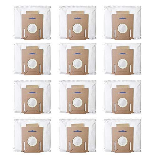 Lot de 12 sacs d'aspirateur ECOVACS T8 T8 AIVI DX93