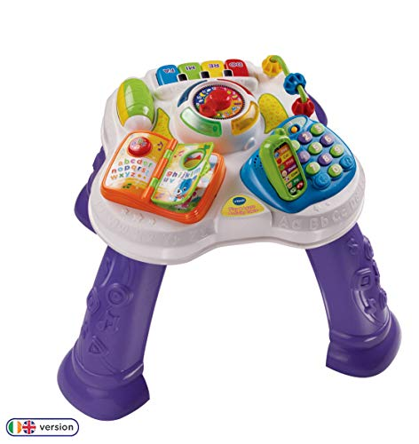 Vtech 80-148063 Play & Learn Activity Table, Multicolour