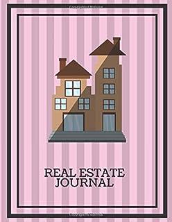 Real Estate Journal: Realtors' Portfolio Management planner (Realtor Information Logbooks)