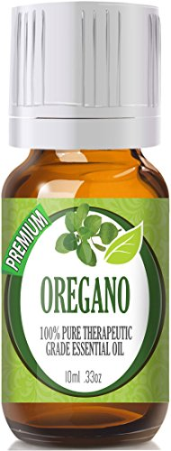 Oregano Essential Oil - 100% Pure Therapeutic Grade Oregano Oil - 10ml