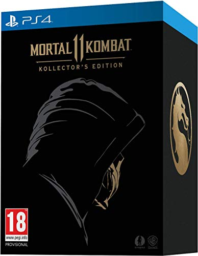 Mortal Kombat 11 – Kollector's Edition PS4 playstation 4 - Importacion inglesa - Multilenguaje (+castellano)