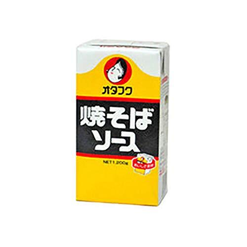 【 業務用 】 オタフク 焼きそばソース 1.2kg