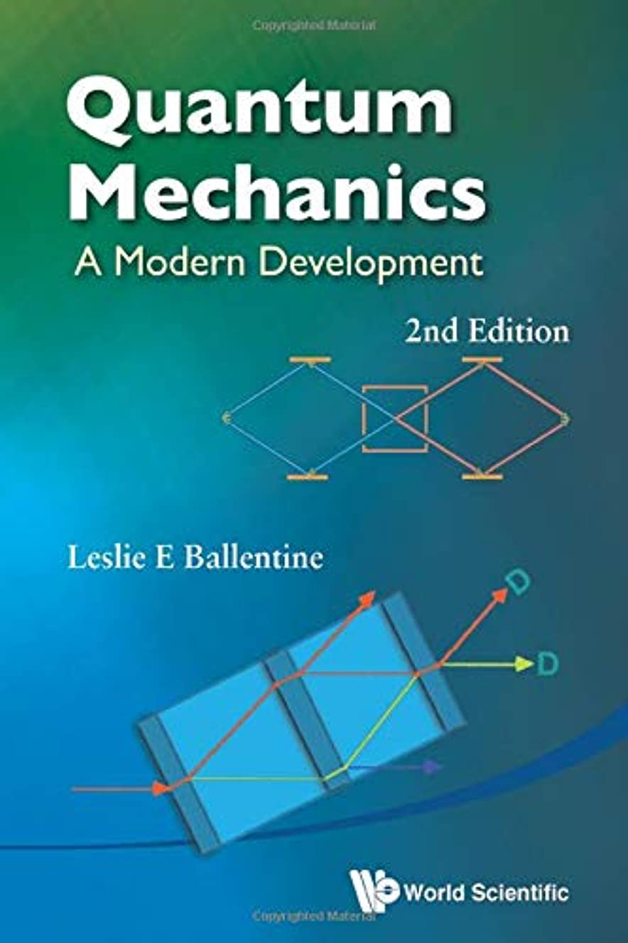 自動車肌寒いレジデンスQuantum Mechanics: A Modern Development (Language Processing Pattern Re)