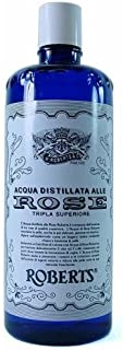 Roberts Acqua Distillata Alle Rose (Distilled Rosewater) 10 fl oz. - coolthings.us