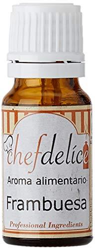 Chefdelice Chefdelice Aroma Concentrado Para Glaseados, Helados, Horneados Y Cremas Sabor Frambuesa,...