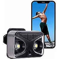 Wisen Wearable Outdoor Waterproof 1080p Sport Camera with Built-in 16GB Memory Card