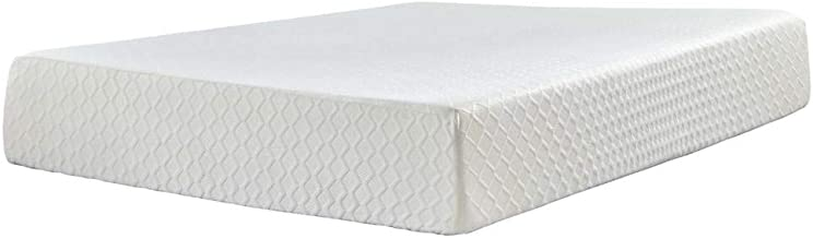 Ashley Chime 12 Inch Medium Firm Memory Foam Mattress - CertiPUR-US Certified, Queen