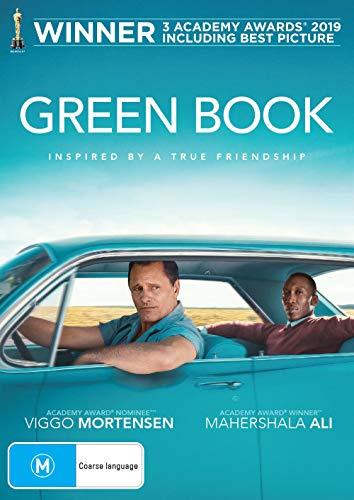 Green Book DVD | Viggo Mortensen, Mahershala Ali | Region 4