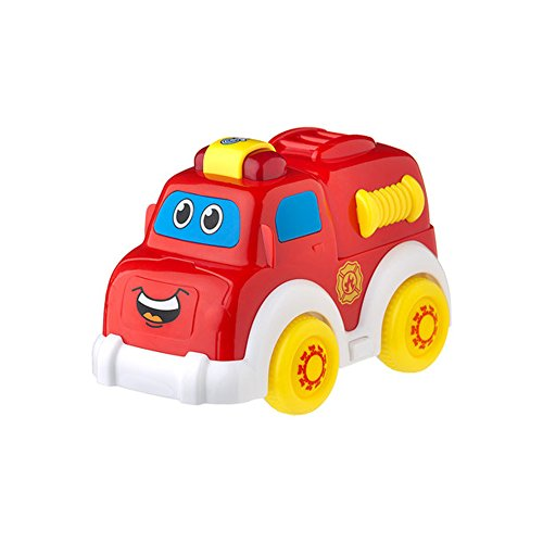 Playgro Baby Toy 6383865 Lights and Sounds Fire Truck