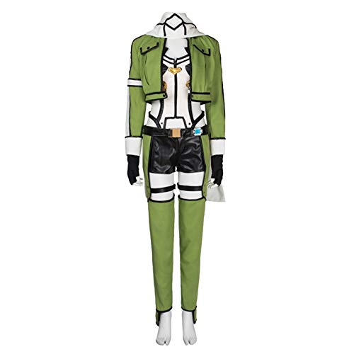 lilongjiao Sword Art Online Asada Shino Cosplay Disfraz de Disfraces de Halloween Traje de Disfraces ( Color : S )