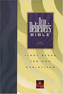 New Believers Bible by (1996-11-01)