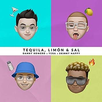 Tequila, Limón y Sal