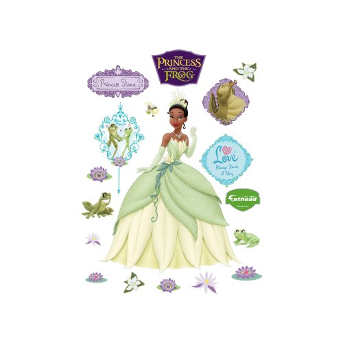 Princess and the Frog Tiana Wall Decal