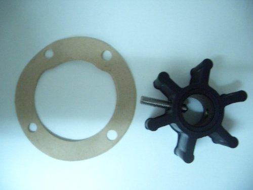Impeller passt für Volvo Penta MD5, MD6B, MD7, MD11, 2001-2003, MB10, ersetzt 875583 und 3586496