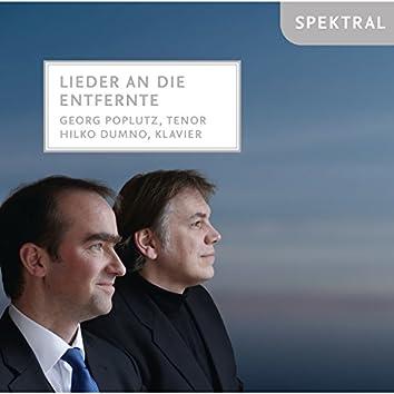 Schubert, Beethoven & Schumann: Lieder an die Entfernte
