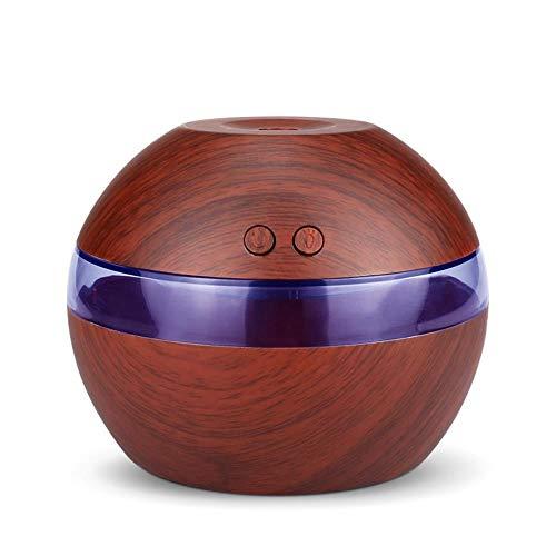 WPOS 290ml USB Mini Luftbefeuchter, Aromatherapie Sprühöl für ätherische Öle, Luftbefeuchter, Mini Aromatherapie Ultraschall Diffusor, Schokolade, Deutschland