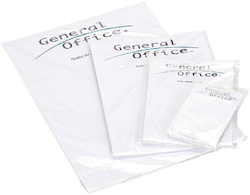 General Office Kaltlaminierfolie: Kalt-Laminierfolien für 5 Blätter DIN A5 (Laminierfolie für Büro, Bürobedarf)