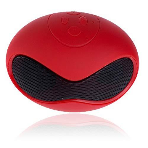qiyanNew Mini Wireless Bluetooth Lautsprecher Tragbare Rugby Musik Resonanzkörper Tf/USB/fm Mit Eingebautem Mikrofon Für iPhone Samsung Laptop/pc Spx6-in Tragbare Lautsprecher ERD