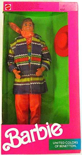 Barbie United Colors of Benetton Ken Doll