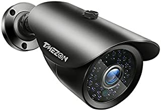 TMEZON 1/3AHD 2.0MP 1080P HD Interior/Exterior 42IR Leds 65 pies 3.6mm HD Lente cámara de Seguridad CCTV cámara cámara de Bala