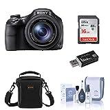 Sony Cyber-Shot DSC-HX400 Digital Camera Bundle. Value Kit with Accessories