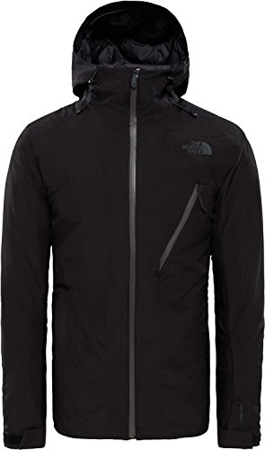 THE NORTH FACE Descendit Skijacke Black