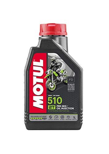 MOTUL 510 2T 1 litro di olio motore