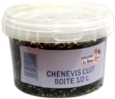 La Sirène X21 - Appât - Chenevis Cuit Germé (80 g)