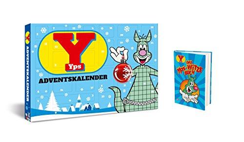 Triple-A-Toys A-20249 - Yps Adventskalender inkl. Yps Witzebuch