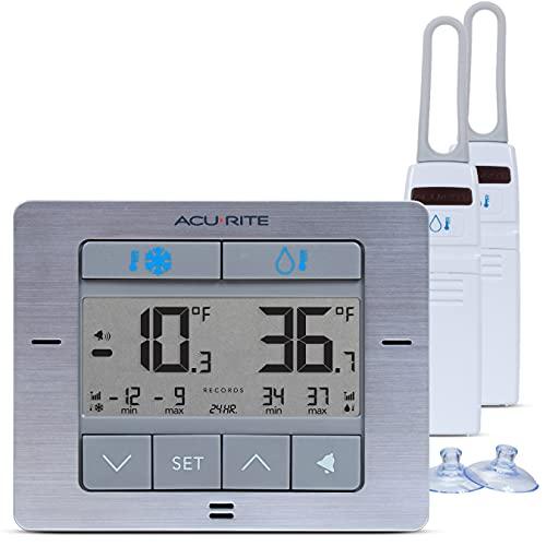 termómetro nevera de la marca AcuRite