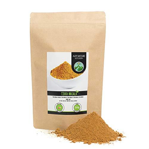 Tikka Masala mezcla de especias (250g), típica mezcla de especias de la India, empaque resellable