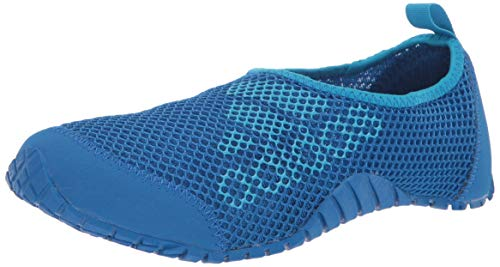 adidas outdoor Kids' KUROBE Water Sports Shoe Walking, Blue Beauty/Blue Beauty/Shock Cyan, 5 Child US Big Kid