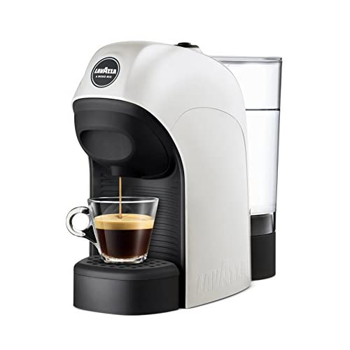 Lavazza a Modo Mio Tiny Macchina caffè, 1450 W, 0.75 Litri, Bianco