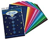 Pacon Spectra(R) Assorted Color Tissue Pack, 12' x 18', 25 Colors, Pack Of 100 Sheets (59530)