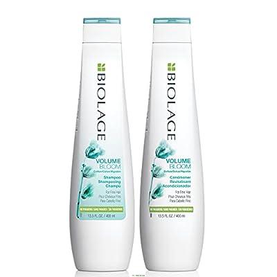 BIOLAGE Volumebloom Shampoo | Lightweight Volume & Shine | Paraben-Free | For Fine Hair