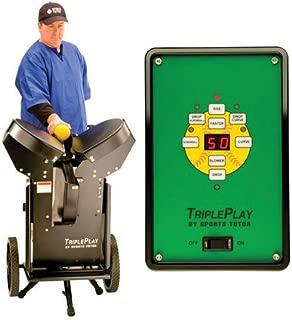 Sports Tutor Triple Play Pitching Machine (Softball)