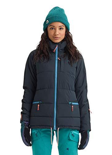 Burton Womens Keelan Jacket, True Black, Large