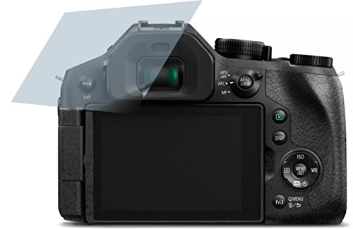 4ProTec I 4X Schutzfolie KLAR für Panasonic Lumix DMC-FZ300 Premium Displayschutzfolie Bildschirmschutzfolie Schutzhülle Displayschutz Displayfolie Folie