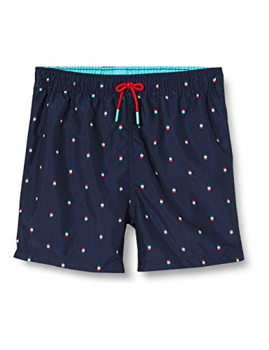 ESPRIT OSO BAY MB          shorts Boardshorts, Jungen, Blau 116/122