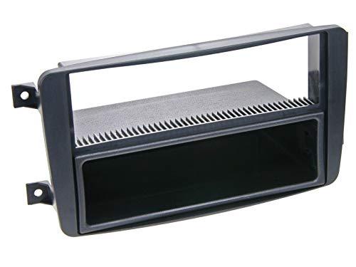 ACV 281190–02Autoradio 2DIN con cassetto, Mucolore