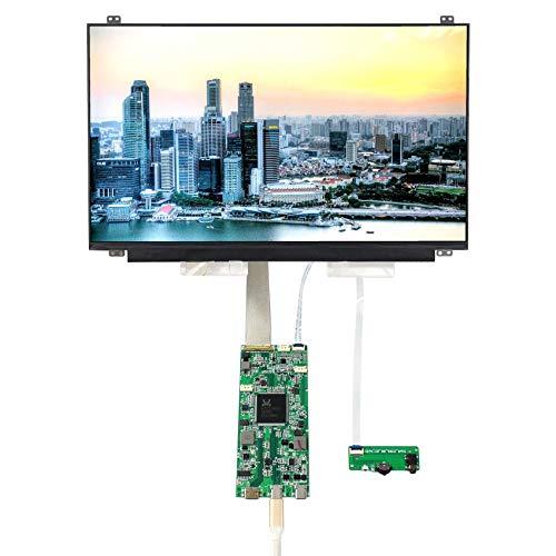 HDMI Typ-C LCD Controller Board + 15,6 Zoll 4K 3840 x 2160 IPS LCD-Bildschirm
