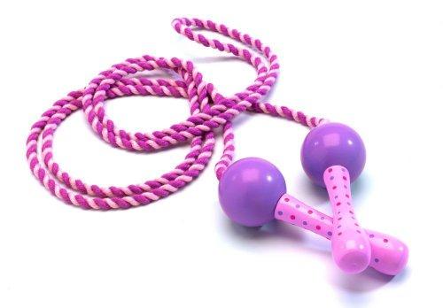 Djeco azione e riflessi giochi gioco abilità rosita corda per saltare, Multicolore, DJ02012