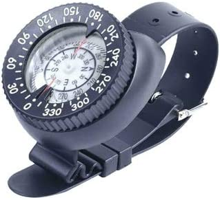 LLZJ Waterproof Diving Virginia Beach Now free shipping Mall Compass Wrist Watch Swimming Style Water