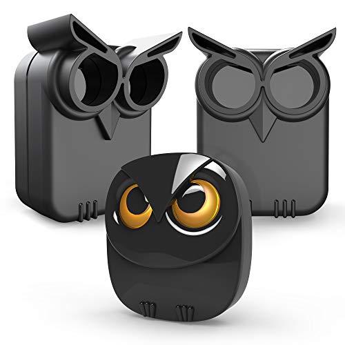 Driveway Alarm- 1/2 Mile Long Range Wireless Driveway Alarm Outdoor Weather Resistant Motion Sensor&Detector-DIY Security Alert-Monitor&Protect Outdoor/Indoor Property - 1 Receiver and 2 Sensors