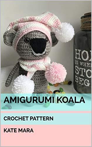 Amigurumi Koala Free Crochet Pattern | 500x314