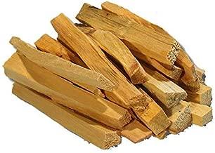 Good earth Scents Premium Holy Palo Santo - 20 Smudge Sticks - 4.5 oz - 100% Natural and Organic