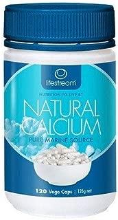 LifeStream Natural Calcium 120 Caps