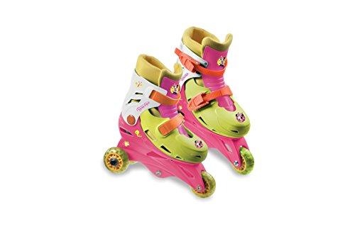 Disney Junior Mondo Minnie Maus tri-Inline Skates