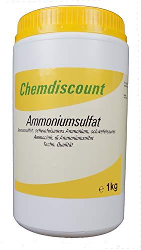 1kg Ammoniumsulfat